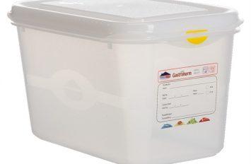 GN Storage Box 1/4 150mm deep 4.3L