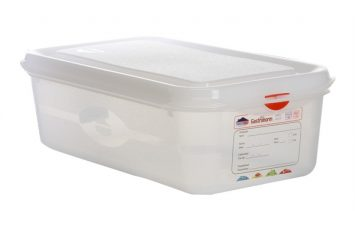 GN Storage Box 1/3 100mm deep 4L