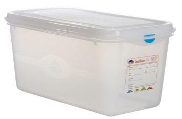 GN Storage Box 1/3 150mm deep 6L