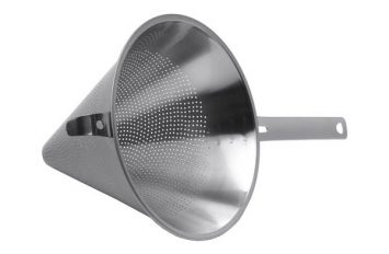 """S/St.Conical Strainer 5.1/4"""""""