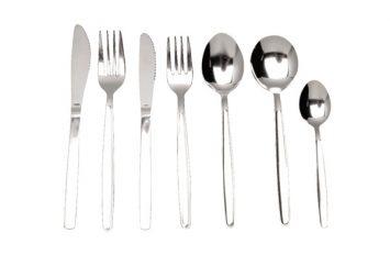 Standard Plain Dessert Spoon (Dozen)