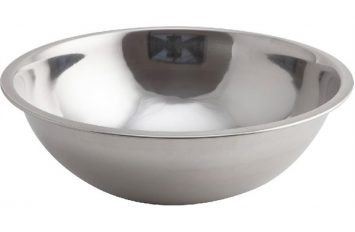 Genware Mixing Bowl S/St. 0.62L