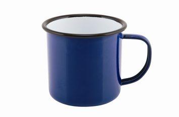 Enamel Mug Blue 36cl/12.5oz