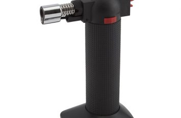 Chefs Blow Torch With Safety Lock 140mm Tall
