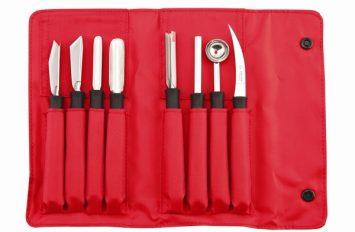 Giesser 8 piece shaping knife set