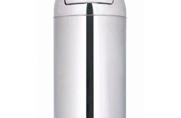 Stainless Steel Bullet Bin 40L