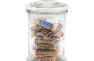 Genware Biscotti Jar Extra Large 4.8L