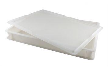 Dough Box Lid for code DB-14 White