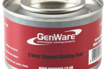 Gen-Heat Ethanol Chafing Fuel 200g