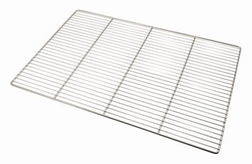 Genware Heavy Duty S/St Oven Grid 60 x 40cm