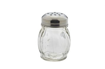 Glass Shaker, Perforated 17.5cl/6oz