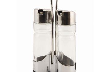 Glass Oil/Vinegar Bottle (2pc fit 4016/4017)