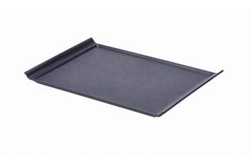 Luna Black Tray 35x25cm