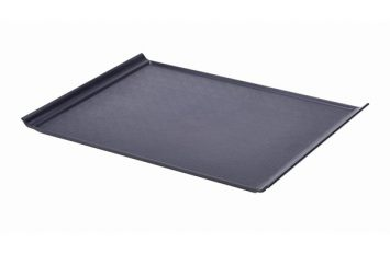 Luna Black Tray 45x35cm
