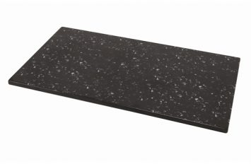 Slate/Granite Reversible Platter 1/3GN 32x18cm