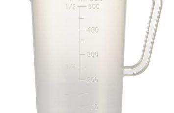 Polypropylene Measuring Jug 500ml