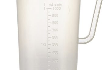 Polypropylene Measuring Jug 1L