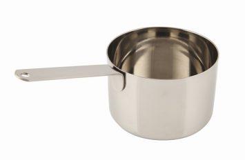 Mini Stainless Steel Saucepan 9 x 6.3cm