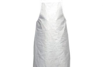 White Bib Apron 70cm x 100cm