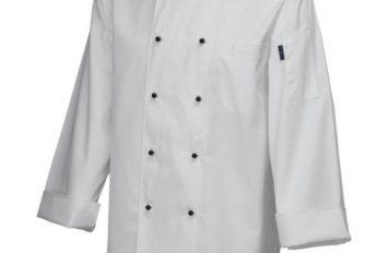 Superior Jacket (Long Sleeve)White L Size