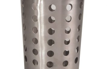 """Genware S/St. perf. Cutlery Cylinder 4.1/2"""""""