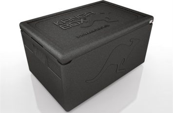 Professional GN 1/1 thermo box 48L