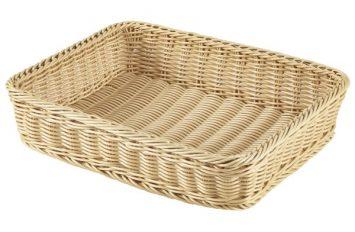 Polywicker Display Basket GN 1/2