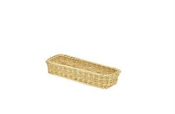 Polywicker Display Basket 32x11x5.5cm