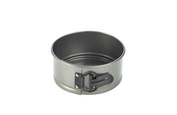 "Carbon Steel Non-Stick Spring Form Cake Tin 6""/15cm"