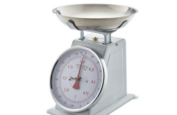 Analogue Scales 2kg Graduated in 10g