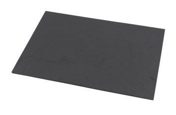 Genware Slate Platter 30 x 20 x 0.5cm