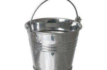 Stainless Steel Serving Bucket 7cm Ø 4oz