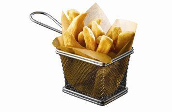 Serving Basket 12.5 x 10 x 8.5cm