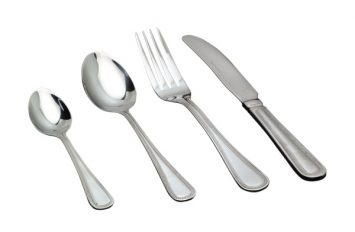 Table Fork Bead Pattern (Dozen)