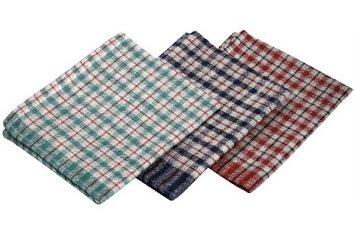 Mini-check T-Towel 46 x 68cm (10pcs assorted colours)