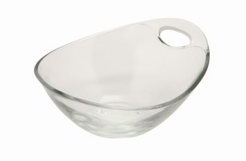Handled Glass Bowl 12cm Ø
