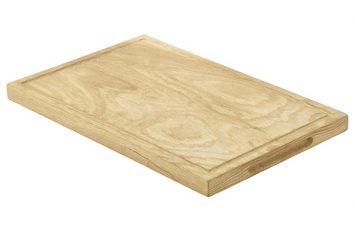 Oak Wood Serving Board 34x22x2cm