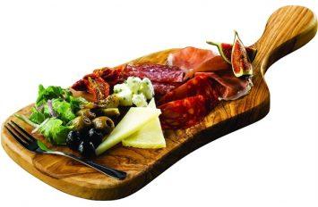 Olive Wood Serving Boards