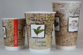 Lids for 8oz Traveller Cups (1000)
