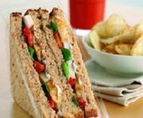 Deep Fill Sandwich Wedge (500)