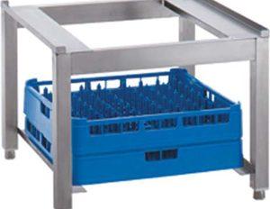 Atlas DWS Dishwasher stand 600 x 570 x 450mm