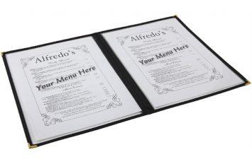 Menu Boards, Paddle & Clip Boards