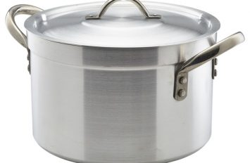 Aluminium Cookware - Heavy Duty