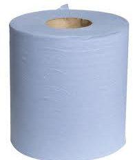 Large Blue Wiper Roll (1 Roll)