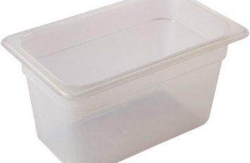 Polypropylene GN Storage Containers