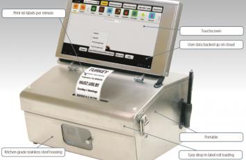 Date Code Genie Label Printer