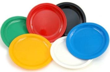 Harfield Polycarbonate Tableware