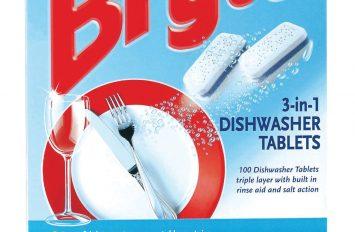 Bryta 3 in1 Dishwasher Tabs