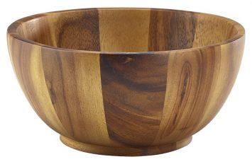Double Walled & Acacia Bowls