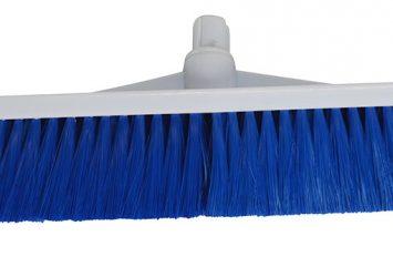 "Brush Head - 12"" - Stiff - Blue"